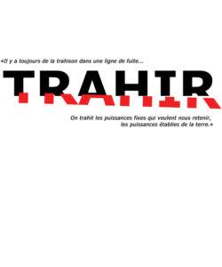 Revue Trahir